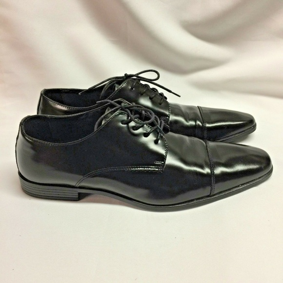 29c8471fdb06 The Rail Shoes | Size 8 Stark Derby Black Oxford Lace | Poshmark
